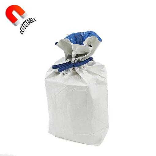 Tenazas detectables cierra sacos