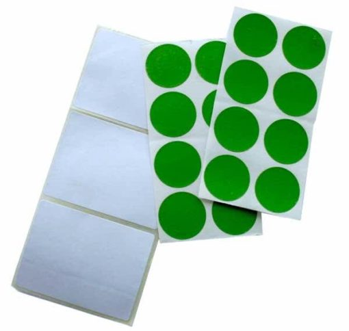 Etiquetas y marcadores detectables