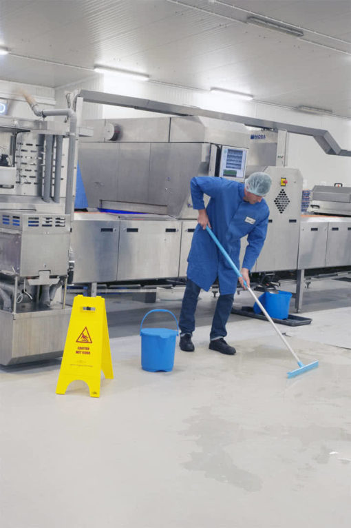 Haragán ultra higiénico Industria Alimentaria
