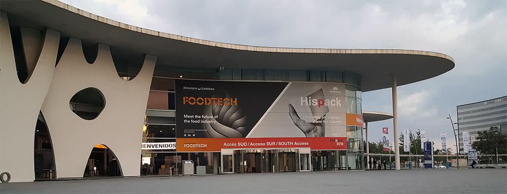 Hispack & FoodTech 2018, todo un éxito!