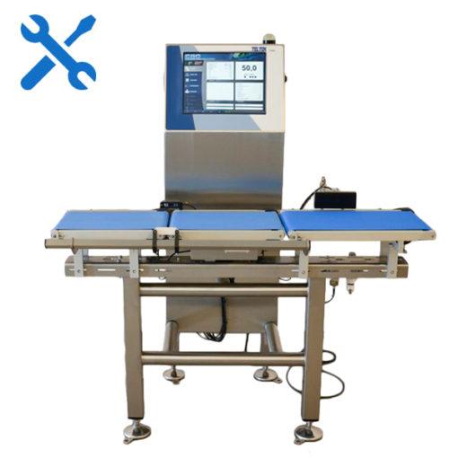 Calibración y verificación de control de peso dinámico