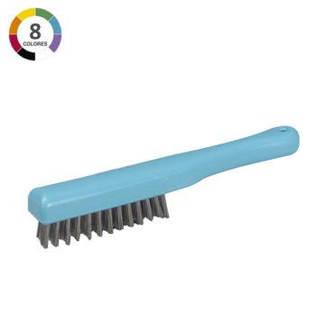 Cepillo estrecho con cerdas de inox